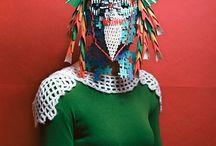 Masks / by Liat Ginzburg