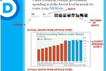 Political Graphs & Infographics / by Sooper Mexican