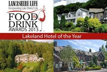 Awards / by Lake District Country Hotels