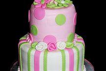 cakes / by Sarah Lloyd