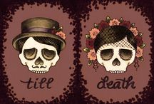 Skullaholic / Skulls etc. / by Creative Coquette