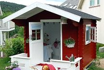 Country Playhouse, Play Rooms / by Marcia Hron