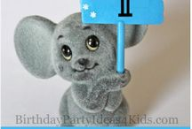 4th Birthday Party Ideas / by Birthday Party Ideas 4 Kids