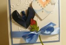 Cards (Wedding) / by Vickie Tagatz