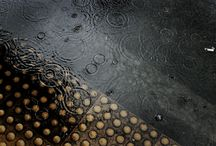 Rain and droplets / by Meta B