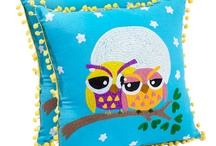 Cushions / by iKnitDesigns