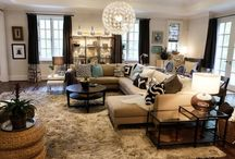 Living Room  / by Theresa Sansone