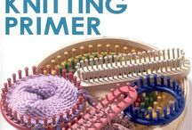knitting and crocheting / tips, ideas and patterns for knitting and crocheting  / by Debby Davis
