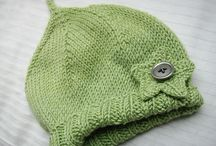 Knitting for baby / Knitting is a popular craft again. Whether it's you, a friend or a relative, knitting is a great way to create unique wardrobe pieces for your baby. / by ConnectHer Women & Infants Hospital