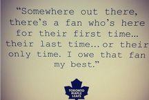 Toronto Maple Leafs / by NiceRink.com