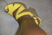 Shoes. How do I love thee... / Shoes of course! / by DrHavok Jones-Wilson