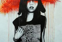 urban art / by Little Mojo art & craft