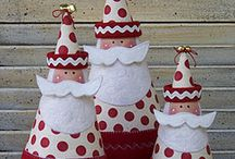 Christmas crafts / by Karen Young