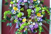 Beautiful Wreaths, Swags & Garland / by Barbara Corry