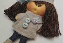 Crafting with felt / by Violet Reine