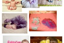 3-4 month baby picture ideas / by Dawn Lent