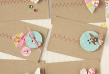Cards / by Charlotte Knowles Blandford