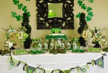 St. pattys day / by Ally Cat