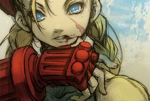 Cammy White / OMG, her braids are cute =D! / by Os N Rac