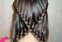 hair / by Martha Clarke