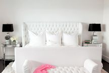 Decor I adore:  Bedrooms / by Andrea Cammarata