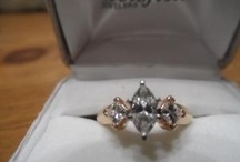 Marquise Engagement Rings / by I Do Now I Don't