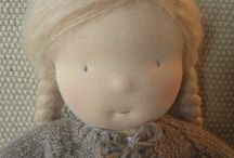 Doll making  / by Mandy Toavs