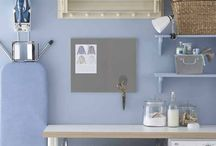 laundry room / by Anna Dueck