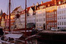Copenhagen / by Florine Meyer
