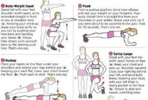 Exercise / by Disa Dearie