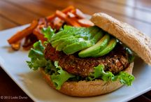 My Veggie Burger Recipes / by Leslie Durso