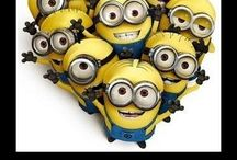 ♡♥Minions♡♥ / by Doreen Dykhuizen