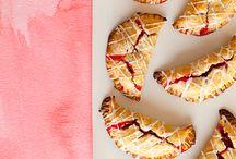 Yummy goodies  / by Lindsay Wiseman