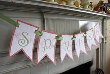 season {Spring} / by Suzanne Kirkham