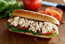 Sandwiches / Fast and delicious sandwiches. / by Hugo's Family Marketplace