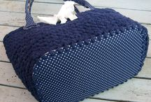 Crochet bags / by Robin Francis