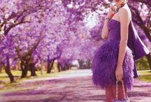 Bridesmaid - Purple  / by Chenda Ngak