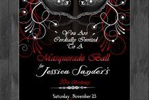 Masquerade Parties / by Nancy DeJesus