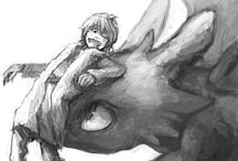 How to train your dragon / by Kelsey Marie
