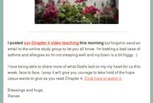 Bible Study / by Sherry Baggett