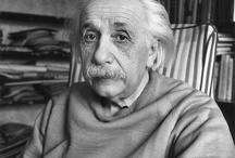 Einstein / by Basma Awad