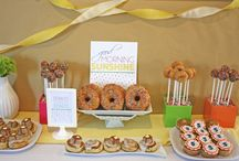 breakfast birthday party / by Jerica Zullo