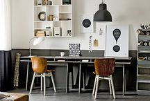 Home: Office space  / by Kellijean Press