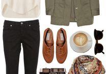 Everyday Style / by Emily Lenart