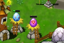 DragonVale  / Screenshots from my fav iPhone apps / by Elisha