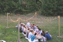 Outdoor Party / by Becky Messerli Bax