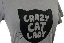 Crazy Cat Lady / by Andrea Voon