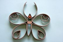 DIY - butterfly and ladybug / by Wendy Van de Wege