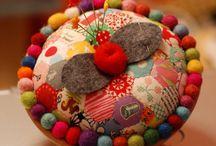 pincushions / by Nancy Potter