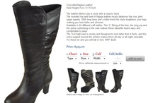 Mona Lisa / by Bennetts Boots Widecalfboots
